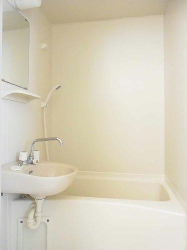 レオパレスT.HOUSE 201号室の風呂