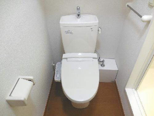 レオパレス小柳町Ⅱ 101号室のトイレ