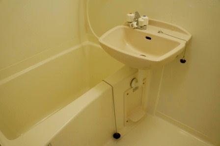 レオパレス綿新 304号室の風呂