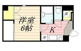 ヴィレ 日本橋箱崎・0202号室の間取り