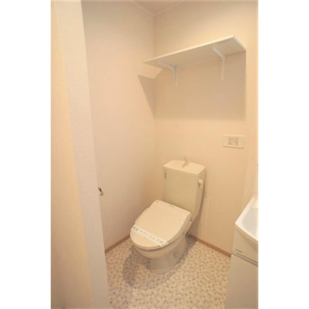 ビューノス 201号室の風呂