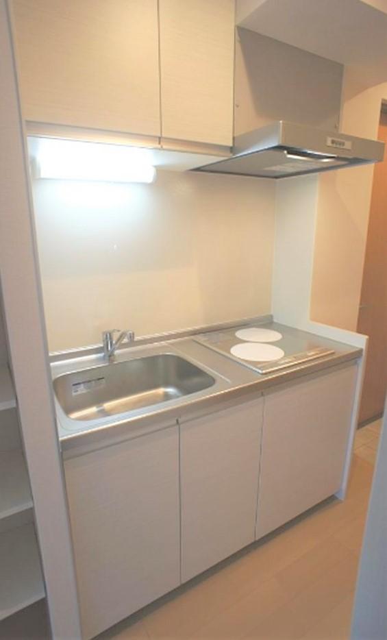 ビューノス 201号室の洗面所