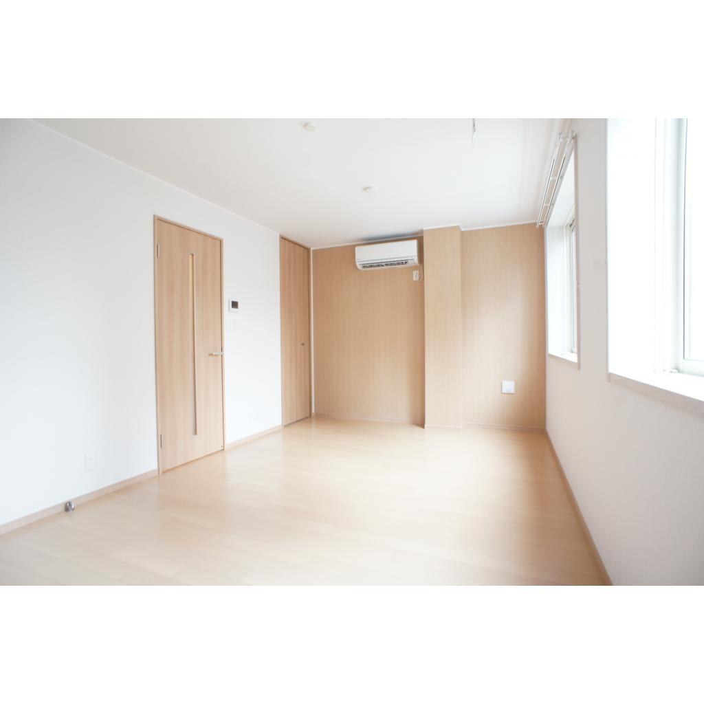 ビューノス 201号室の収納