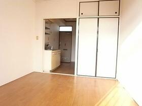 シティハイム内藤 202号室の玄関