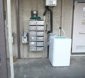 シティハイム内藤 202号室のトイレ