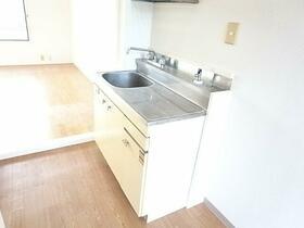 シティハイム内藤 202号室のキッチン