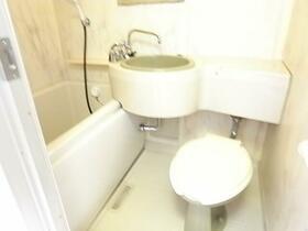 シティハイム内藤 202号室の風呂