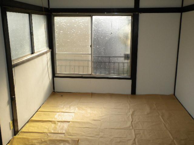 遠藤荘 201号室のリビング
