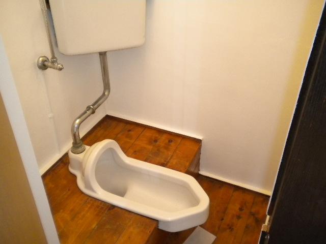 遠藤荘 201号室のトイレ