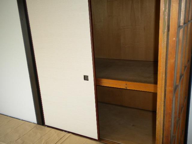 遠藤荘 201号室の収納