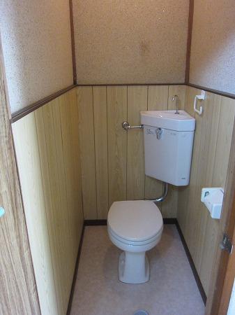 第三ふじみ荘 105号室のトイレ
