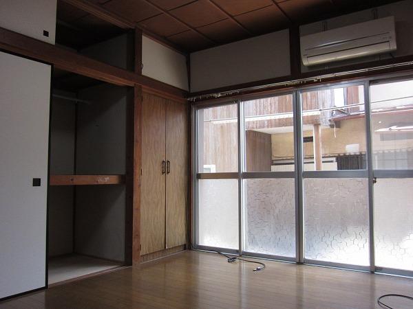 第三ふじみ荘 105号室の収納