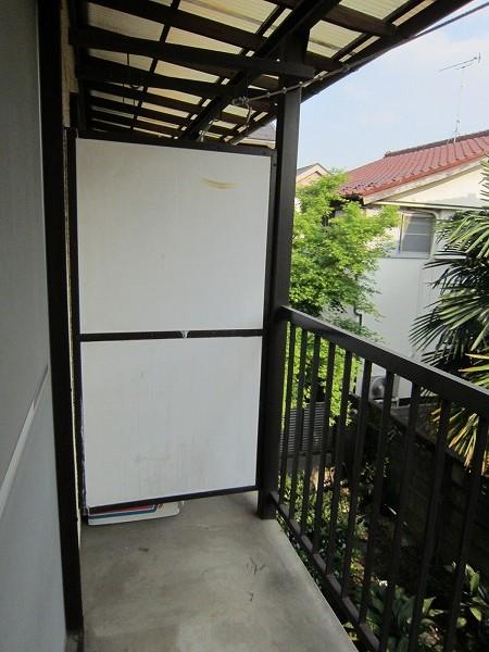 川崎荘 202号室のトイレ
