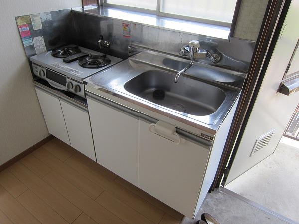 川崎荘 202号室の収納