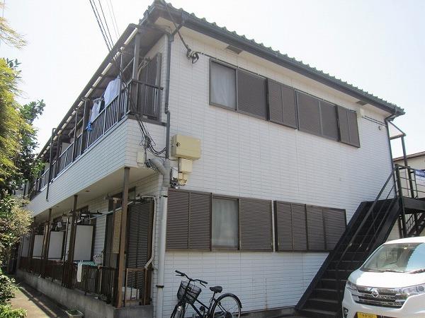 熊倉ハイツ 204号室の外観