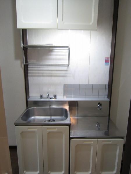 サントピア21 101号室のキッチン