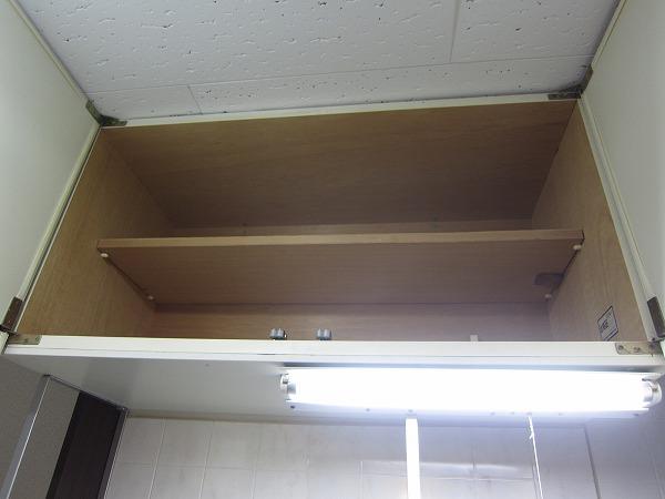 サントピア21 101号室の収納