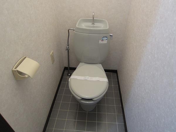 サントピア21 101号室のトイレ