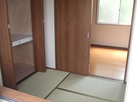 高砂荘 7号室のトイレ