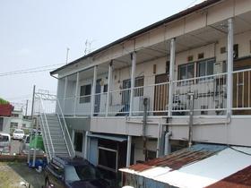 高砂荘 7号室の外観