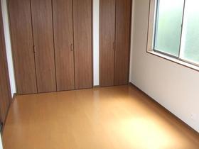 高砂荘 7号室の収納