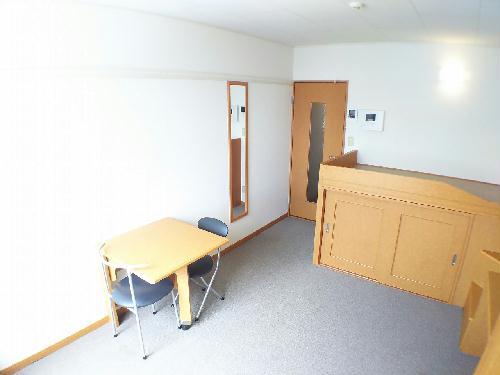レオパレスレウニール 202号室のリビング
