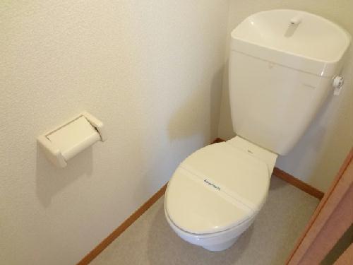 レオパレスKIT'S 103号室のトイレ