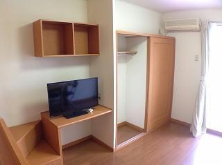 レオパレスエクセル・ケン 108号室の居室