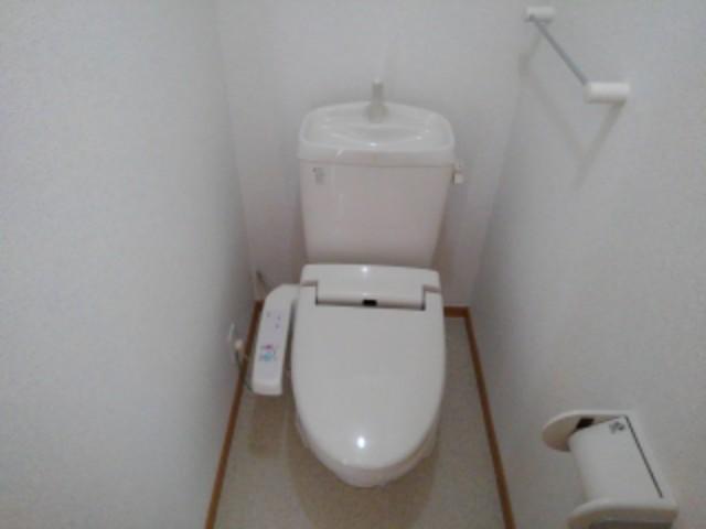 ピュア・シャンティ 01010号室のトイレ