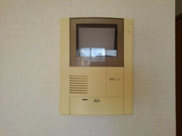 ピュア・シャンティ 01010号室のセキュリティ