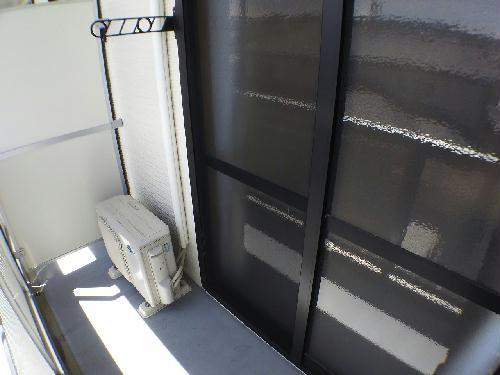 レオパレスグレンツェ 掛川 103号室のバルコニー