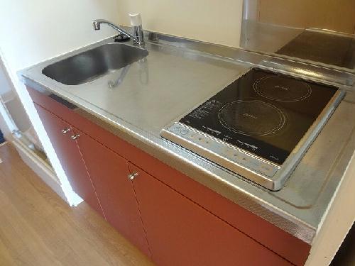 レオパレスグレンツェ 掛川 301号室のキッチン