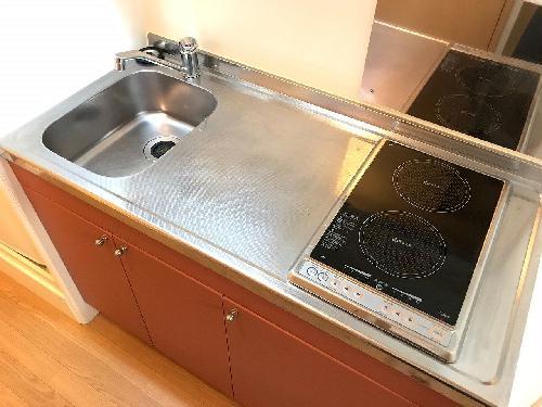レオパレスクイーンハイツ掛川 107号室のキッチン