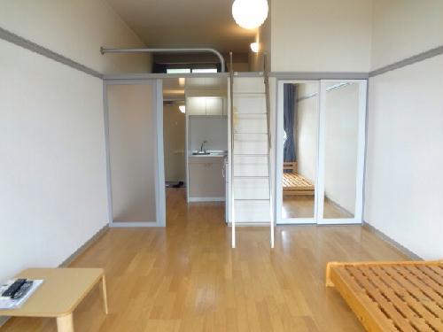レオパレス神田 202号室のリビング