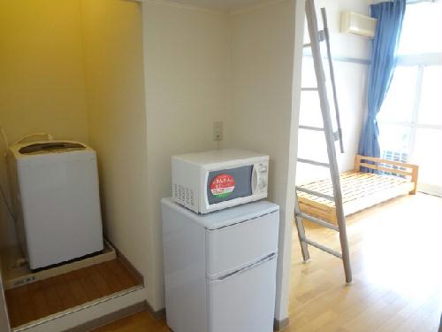 レオパレス神田 202号室の洗面所