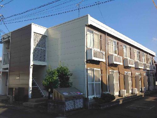 レオパレスINABA 101号室の外観