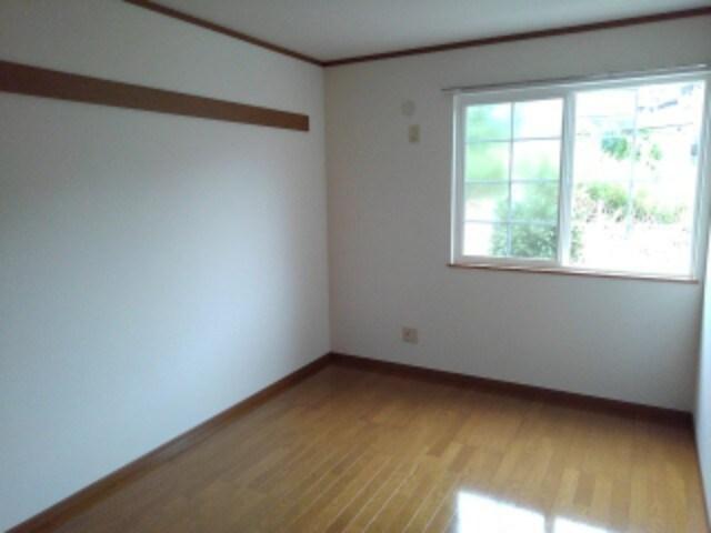 ビューシエル 01040号室のベッドルーム