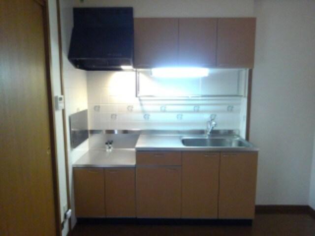 ビューシエル 01040号室のキッチン