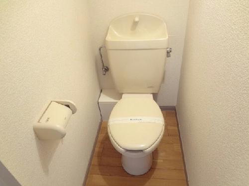 レオパレス神田 307号室のトイレ