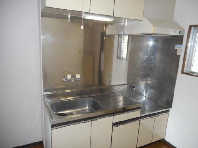 コートフレーベル 401号室のキッチン