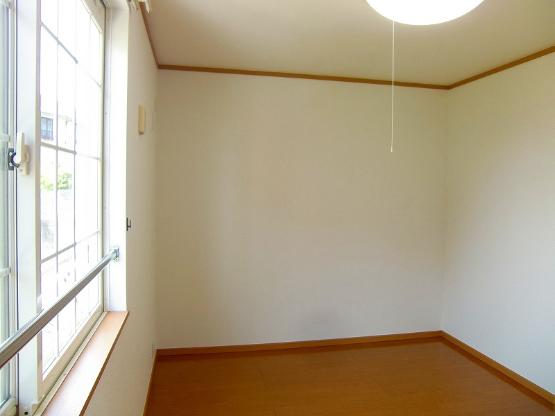 アルドーレ 02010号室のベッドルーム