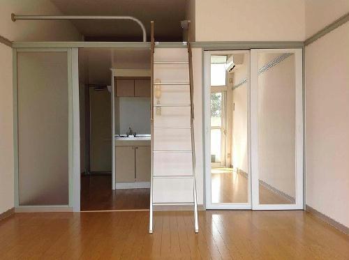 レオパレス神田 203号室の居室