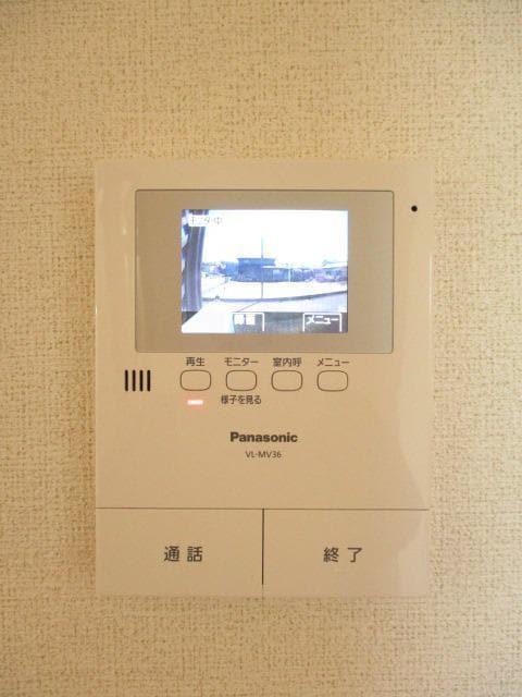 フローラーリア 02030号室のセキュリティ