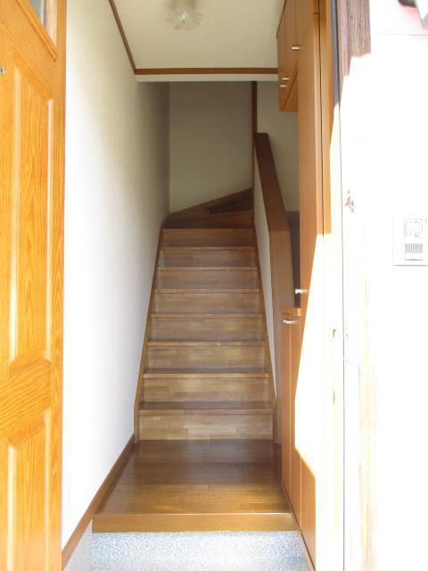 フローラーリア 02030号室の玄関