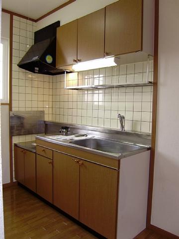 フローラーリア 02030号室のキッチン