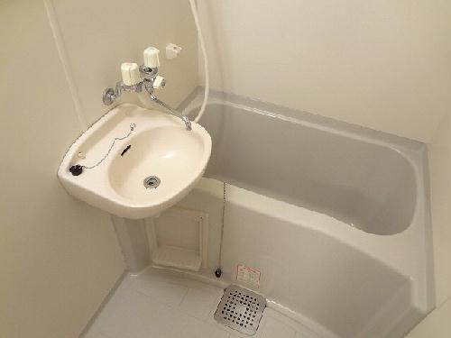 レオパレスフレンズ 101号室の風呂