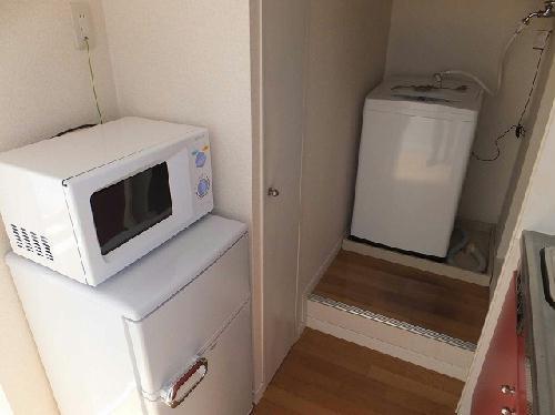 レオパレスファースト 104号室の設備