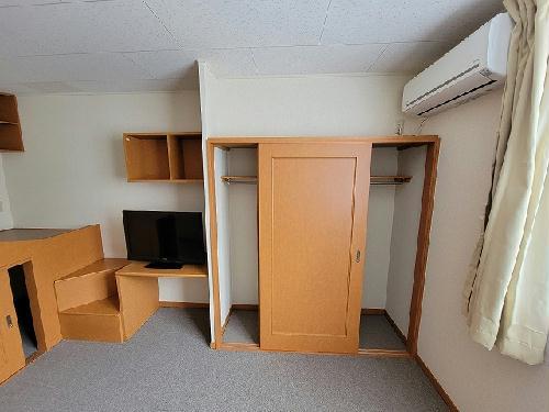 レオパレスCOZY 207号室のセキュリティ