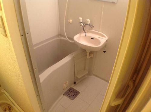 レオパレスSHINBAⅡ 106号室の風呂