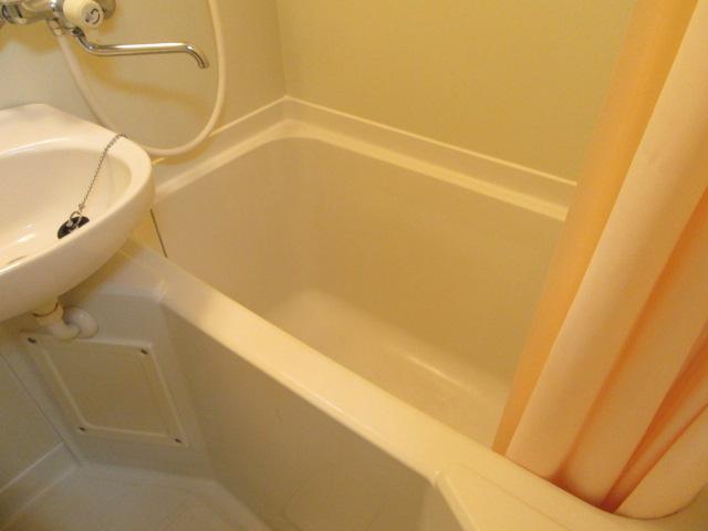 ブルースカイ 202号室の洗面所